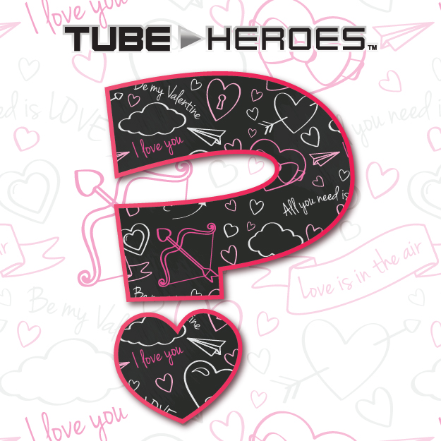 PopularMMOs & GamingwithJen Valentines Wallpaper